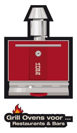 Grill Ovens voor Restaurants & Bars
