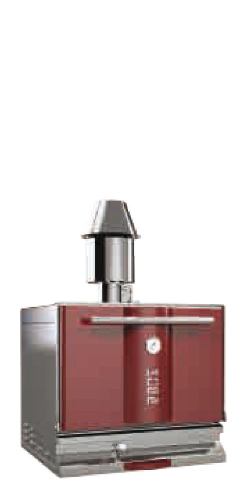 De KOPA Houtskooloven 300 Basis Model